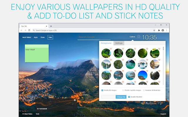 New 7 Wonders Of Nature Wallpaper HD New 7 Wonders Of Nature New Tab