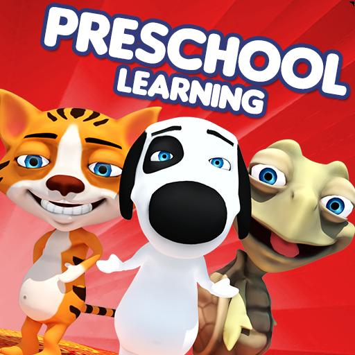 3D ABC Preschool Learning Game
