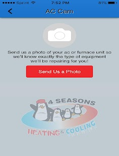 4 Seasons Heating & Cooling- screenshot thumbnail