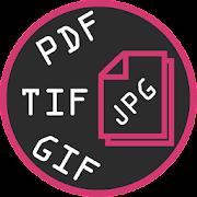 PDF > JPEG Converter: TIF GIF > PNG WEBP