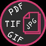 PDF > JPEG Converter: TIF GIF > PNG WEBP 1.07