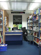 Photo: Fahrbücherei im Kreis Rendsburg-Eckernförde