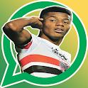 Figurinhas de Jogadores de Futebol Brasileiro icon