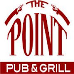Logo for The Point Pub and Grill