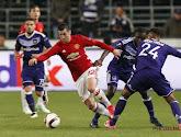 Anderlecht arrache un point dans les dernières minutes contre Manchester United