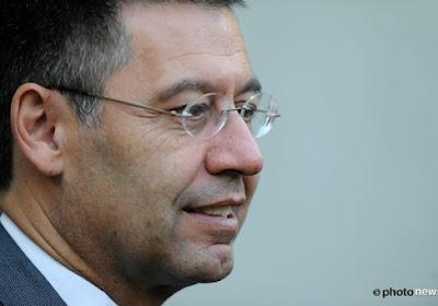Deux ans de prison pour le président du FC Barcelone