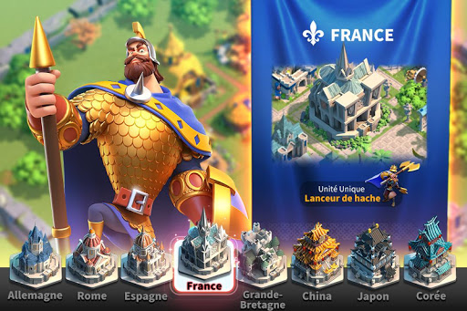 Rise of Kingdoms  astuce 1