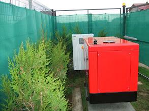 Photo: Generator Yanmar 13 kVA, Branesti, Ilfov
