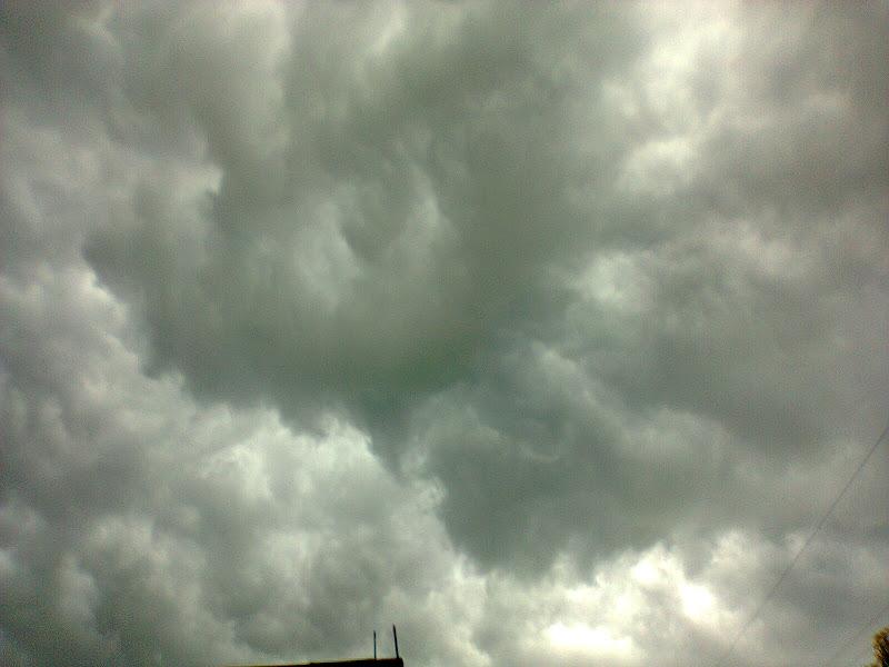 Photo: nubes jugando
