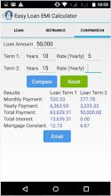 Loan EMI Calculator screenshot thumbnail