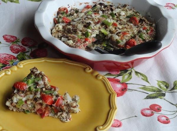 Veggie Frittata Recipe