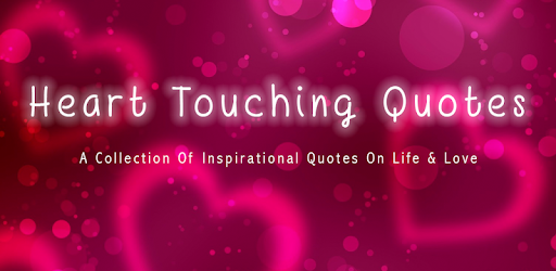 Image of: Wallpapers Google Play Heart Touching Quotes Apps On Google Play