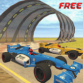 Formula Car Racing Chase