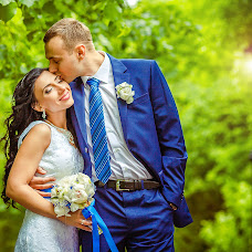 Wedding photographer Nataliya Kolokolova (NataliPronina). Photo of 21.08.2015