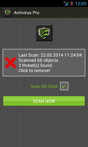 Free Antivirus Pro 3.1 screenshots 3