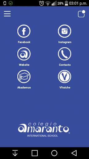 Colegio Amaranto|玩教育App免費|玩APPs