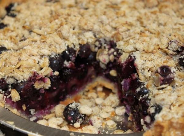 Miss Becky's Blueberry Beauty Recipe