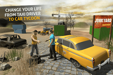Car Tycoon 2018 – Car Mechanic Game APK screenshot thumbnail 2