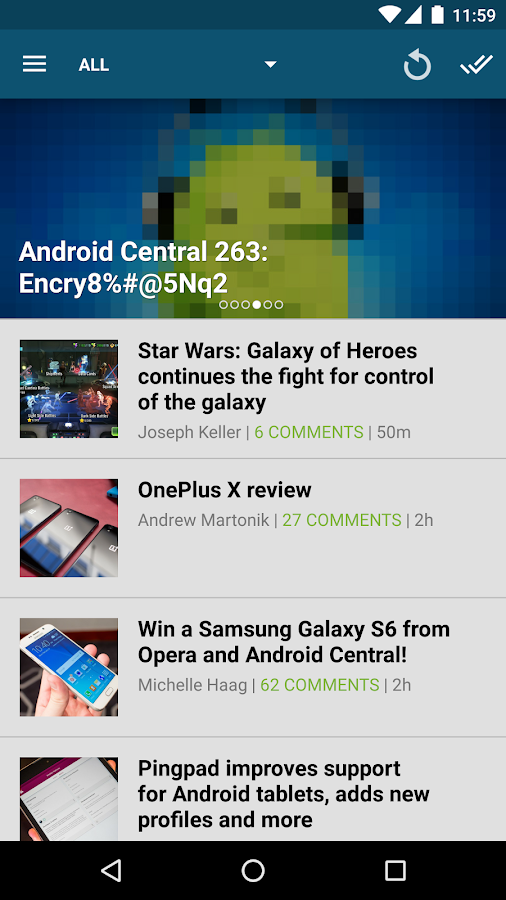 AC News & Forums for Android™- screenshot
