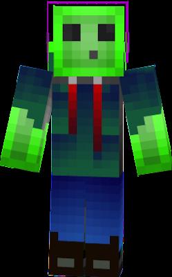 Some Random Green blob