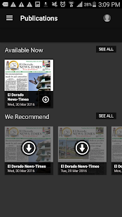 El Dorado News-Times- screenshot thumbnail
