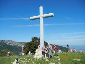 Photo: la croix du Berger