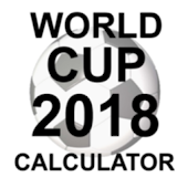 World Cup Calculator - Russia 2018