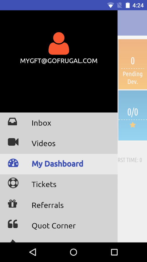 myGoFrugal - 24x7 POS Support- screenshot
