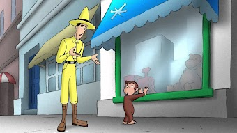 Ski Monkey/George the Grocer