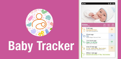 Baby Tracker - Newborn Feeding, Diaper, Sleep Log app (apk) free download for Android/PC/Windows screenshot