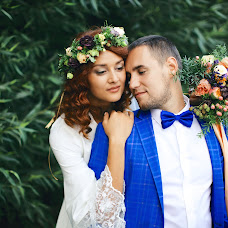 Wedding photographer Slava Efimov (Efimovslava). Photo of 10.09.2016