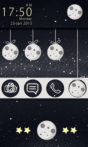 Star Night Go Locker Theme