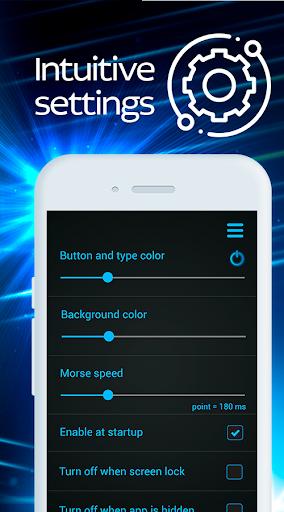 Super Bright Flashlight screenshot 3