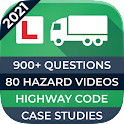 LGV & HGV Theory Test 2021 UK + Hazard Perception icon