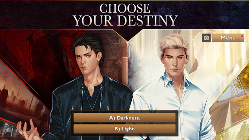 Is It Love? Fallen Road - Choose Your Path screenshots 1