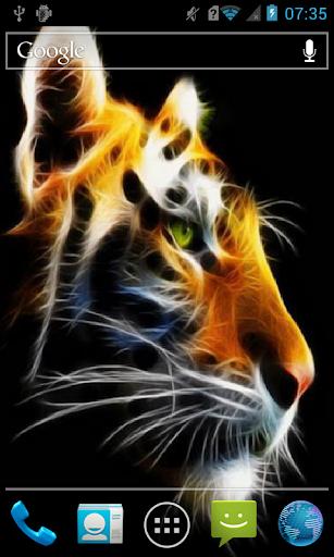 Golden tiger Live WP