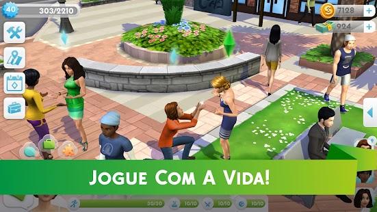 The Sims Mobile screenshot