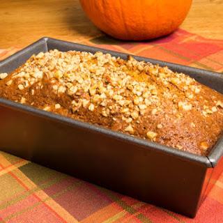 Pumpkin Quinoa Breakfast Loaf