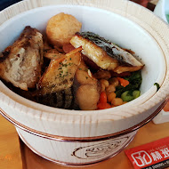 【南投水里】木茶房木桶飯