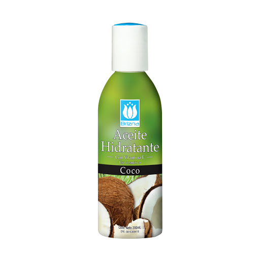 aceite corporal brizna coco con vitamina e 200ml