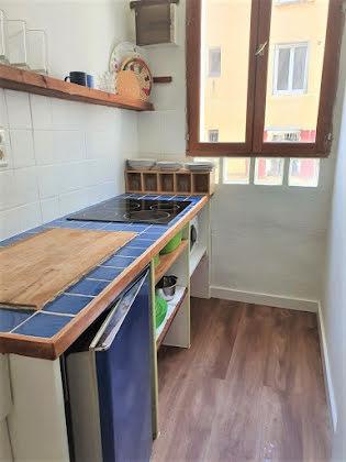 Location appartement meublé 2 pièces 27,41 m2