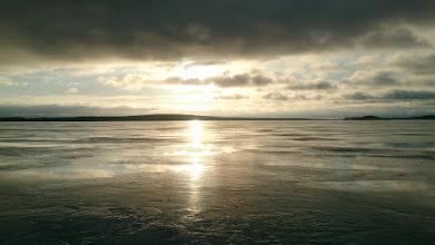 Фото: Онежский лед