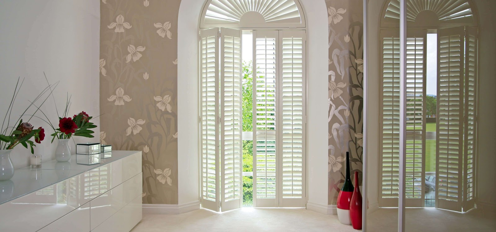 Plantation Shutters In UK