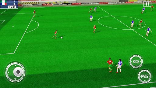 Ultimate Kick Soccer League Football Hero NFL 2019 Screenshots 12