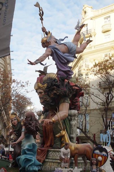 Almirante Cadarso - Conde de Altea. #Plantà17 #Fallas17