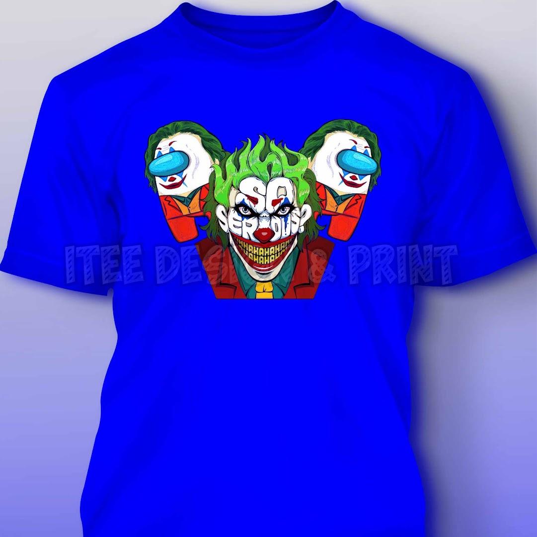 Why So Serious Joker Among Us Impostor 21