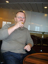 Photo: Champagne bar on the ferry