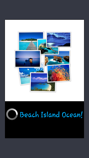 長灘島海洋壁紙