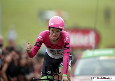 Umberto Marengo wint de eerste etappe van de Ronde van Utah