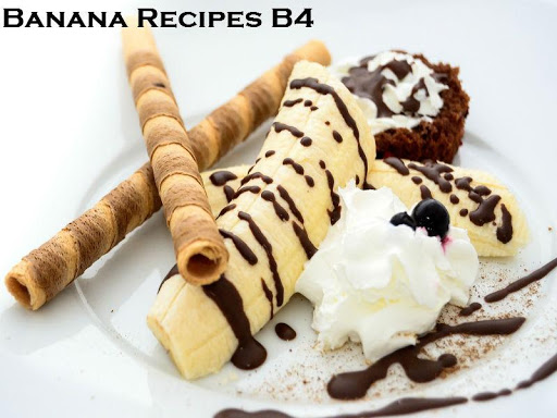 Banana Recipes B4